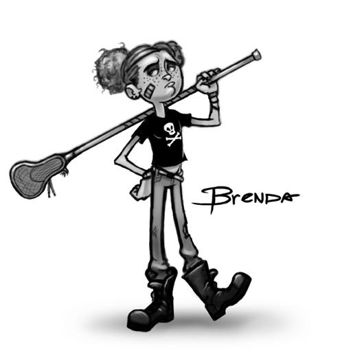 Brenda Courdry